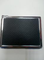 """Портсигар-зажигалка газовая """"Dinghao Cigarette Case"""" черный 2в1 DH-3301/DH-3308"""