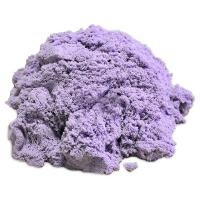 """набор ТМ """"Космический песок"""", сиреневый 1 кг ведро"""