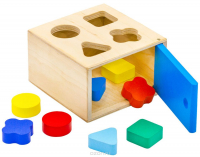 Сортер игрушка деревянная СОР04 пр-во Россия