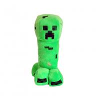 Крипер Майнкрафт мягкая игрушка 15см