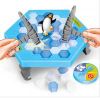 Игра Спасти Пингвина настольная