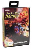 Картридж Sega ROCK'N ROLL RACING