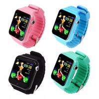 Умные ПОДРОСТКОВЫЕ часы Smart Baby Watch Aladeng V7K / GW800s (GPS, плеер, WeChat, камера, гарантия)