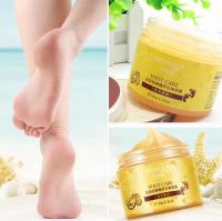 Пилинг-гель для ног с медом BIOAQUA Foot Care Foot Massage Scrub Cream