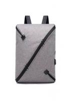 Рюкзак UNO, молодёжный, тонкий, с влагозащитой