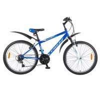 "Велосипед Foxx 24"" Aztec 14"" синий"
