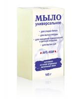 БЕЛАЯ УЛИТКА мыло универсальное, 145 г