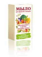 БЕЛАЯ УЛИТКА мыло для фруктов и овощей, 100 г