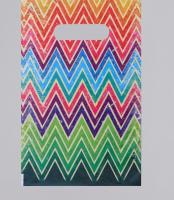 """Пакет """"Цветной"""", полиэтиленовый с вырубной ручкой, 20 х 30 см, 30 мкм"""