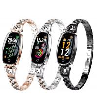 Умные часы Smart Watch Lemfo H8 (IP67, сообщения, шагомер, давление, пульс, калории, секундомер...)
