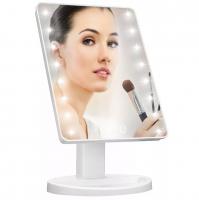 Большое зеркало для макияжа с подсветкой Large LED Mirror