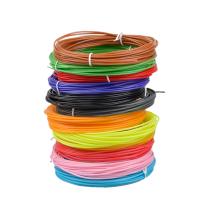 Пластик (стержень) для 3D ручки ABS (10м, 1.75мм) цвет в ассортименте