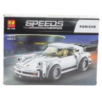 """КОНСТРУКТОР Speeds Champion """"1974 Porsche 911 Turbo 3.0"""" 11402 186 ДЕТ Lari"""