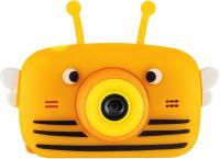 """Детский фотоаппарат с фронтальной камерой """"пчелка"""" X9P"""