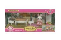 Счастливая семья HAPPY FAMILY набор Магазин с холодильником 258-77