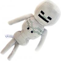Скелет Майнкрафт мягкая игрушка 15см