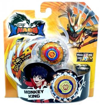 Волчек Infinity nado инфинити надо с пускателем на ручке Monkey King  в коробке