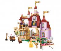 """Конструктор Princess """"Заколдованный замок Белль"""" 376 дет. 10565 BELA"""