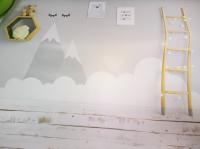 Фотофон «Кукольный мир» рисунок, 70 × 100 см, бумага, 130 г/м 4689057