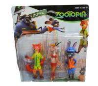 Зверополис Zootopia 3 персонажа