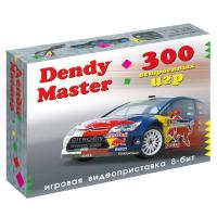 """Игровая приставка (консоль) 8 bit """"Dendy Master"""" (300 встроенных игр)"""