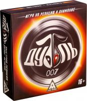 Настольная игра на внимание и реакцию «Дуббль 007»