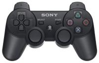 Джойстик PS 3  Controller Wireless Dual Shock Black аналог коробка