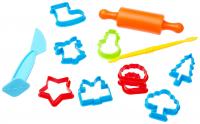 Набор для игры с пластилином «Весёлый Новый Год»