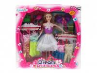 Набор Кукла с платьями DREAM PRINCESS
