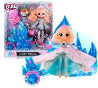 Кукла сюрприз Старшая сестренка шарнирная высокая с аксессуарами Pretty GIRL NO. LK1039
