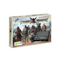 "16bit - 8bit ""Hamy 4"" 350in1 Assassin Creed Black приставка"
