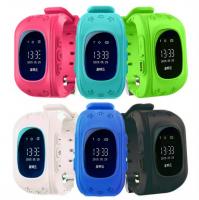 Умные детские часы Smart Baby Watch Q50 (GPS, 3 контакта, SOS)