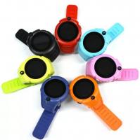 Умные детские часы Smart Baby Watch Tiroki Q360 (GPS, камера, фонарик, гарантия)