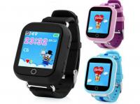 Умные детские часы Smart Baby Watch Tiroki GW200S / Q750 / Q100 (GPS, магнитная зарядка, гарантия)