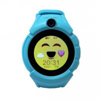 Часы детские Smart Baby Watch Tiroki Q360 (Q610s), цветной сенсорный экран, камера, фонарик