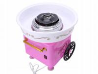 Аппарат для приготовления сладкой ваты Cotton Candy Maker тележка