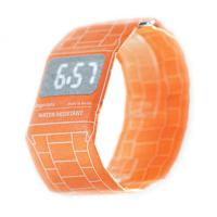 Paper Wristband бумажные часы (China)