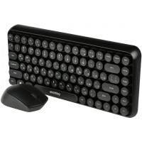 Комплект беспроводной клавиатура+мышь  Smartbuy SBC-626376AG Black