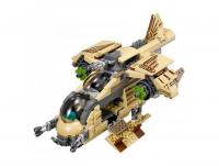 """Конструктор Space Wars Звездные войны """"Боевой корабль Вуки"""" 10377 569 ДЕТ BELA"""