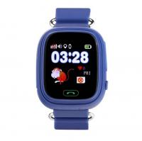 Часы детские Smart Baby Watch Tiroki Q80(Q90) с GPS трекингом, 10 номеров, сенсорный экран