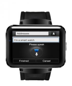 Часы смарт Lemfo LEM4 Pro smart watch