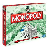 Настольная игра Монополия метализированные фишки.