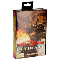 "Картридж SEGA 16 Bit ""Mortal Kombat 3 Ultimate"""