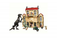 """КОНСТРУКТОР Dinosaur World """"Нападение индораптора в поместье Локвуд"""" 10928 1046 дет BELA"""