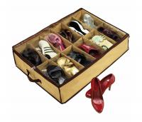 Чехол - органайзер для хранения одежды и обуви Shoes Under