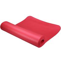 Коврик для занятий (йога , спорт) красный 173х61х0,3 Sangl Yoga Mat