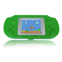 Портативная игровая приставка OK-315 200-in-1 Blue/ Green