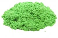 """набор ТМ """"Космический песок"""", зеленый 1 кг ведро"""