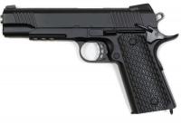 Пистолет с пульками (металл), в кор. K116D