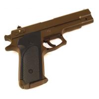 Пистолет с пульками (металл), в кор. K6D